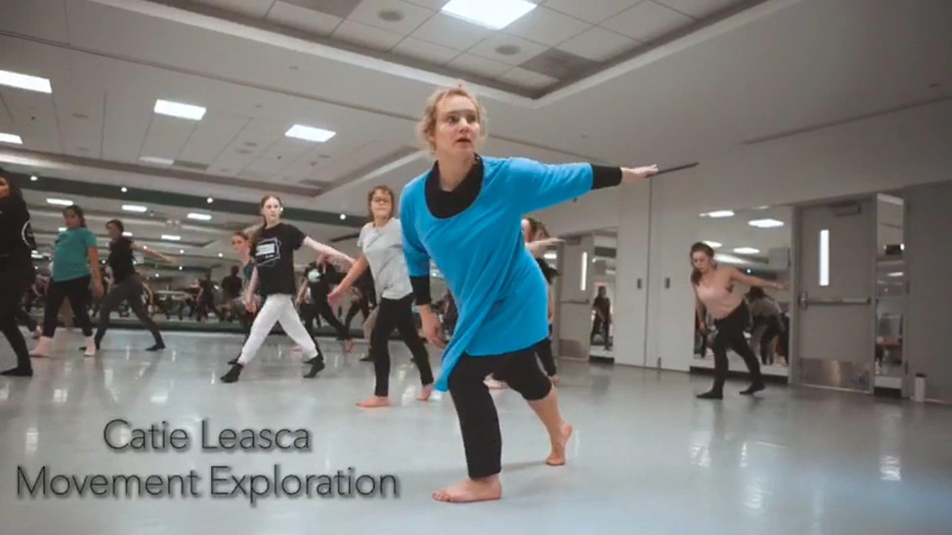 BCDP Winter Intensive :: Catie Leasca