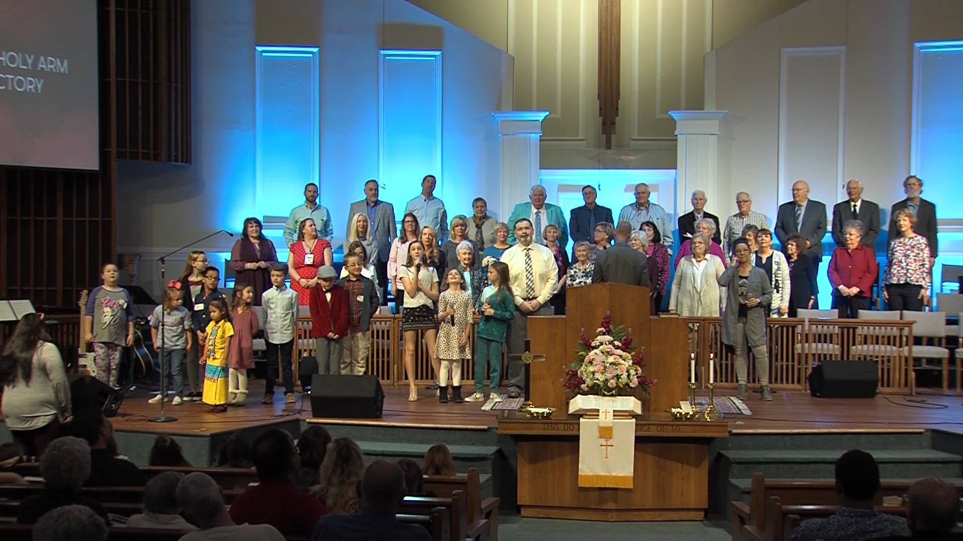 Old  Church Choir
