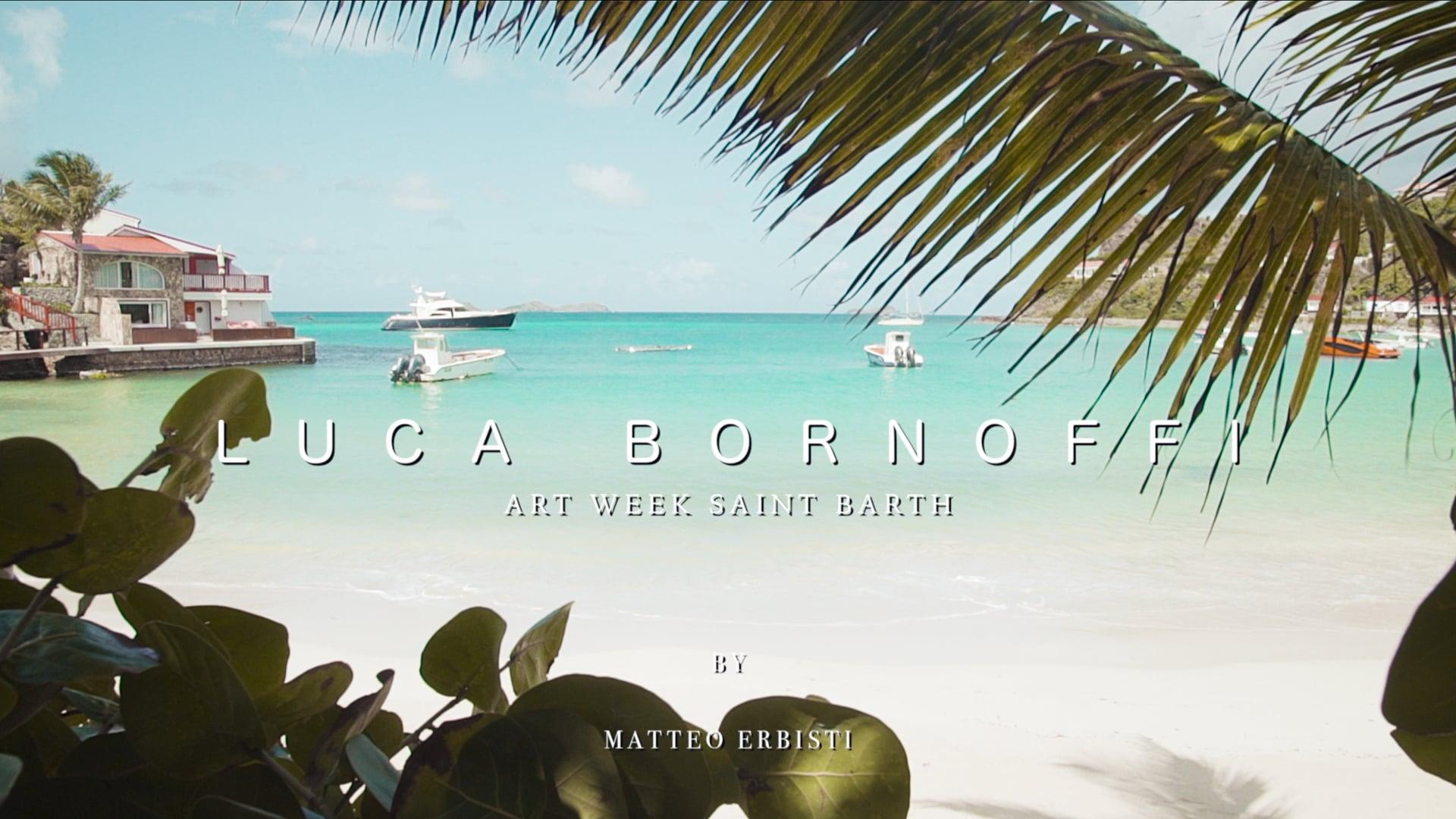 BORNOFFI X ST BARTH ART WEEK