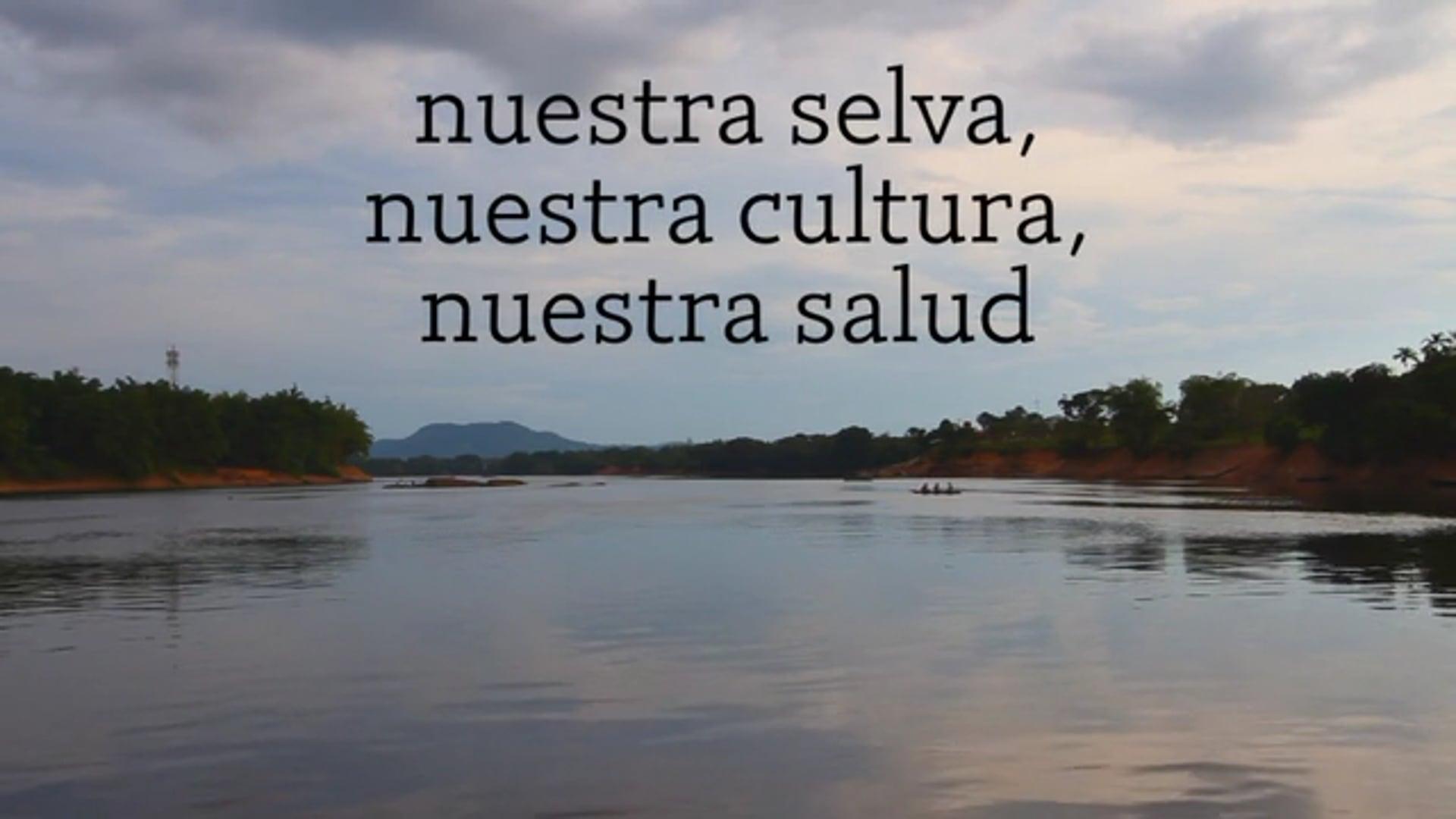 Nuestra selva, nuestra cultura, nuestra salud