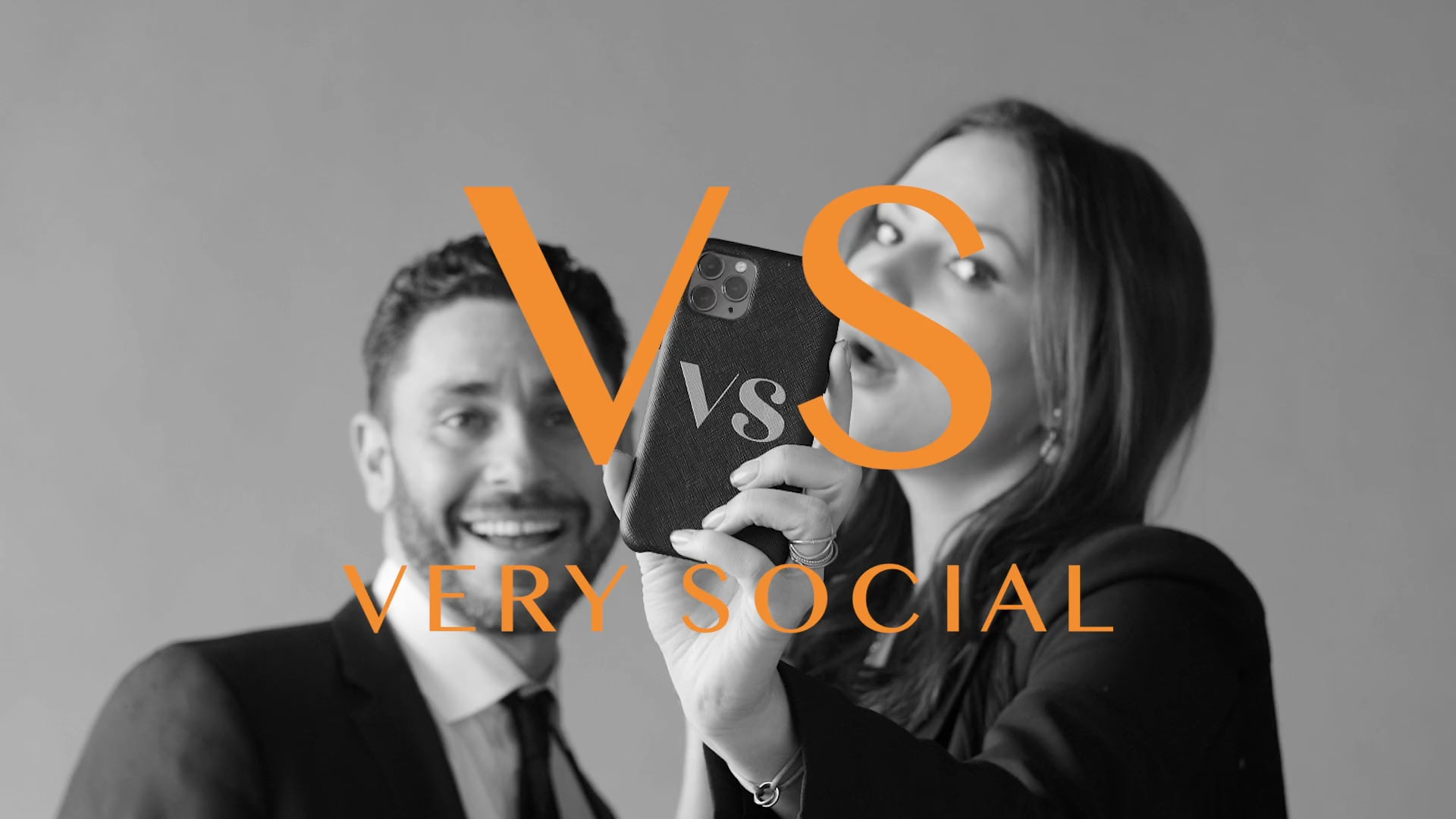 VERY SOCIAL LAUNCH CAMPAIGN