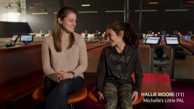 PAL Match Stories: Hallie & Michelle