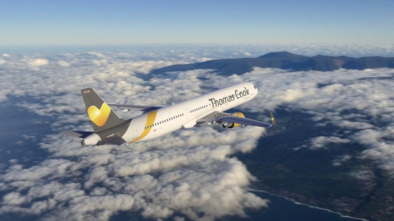 Erklärfilm Condor Airlines 1