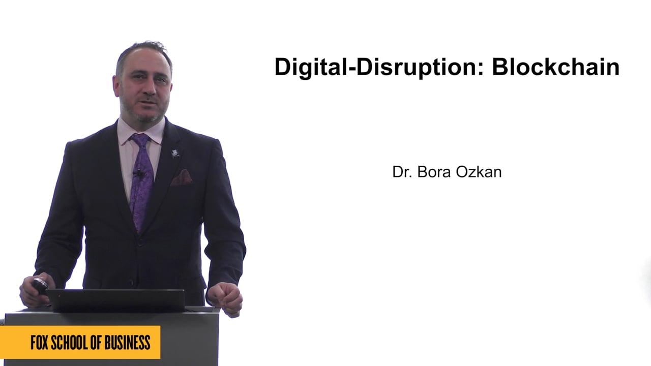 61770Digital-Disruption: Blockchain
