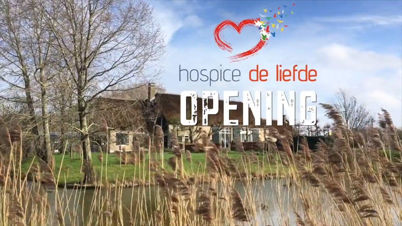 Opening Hospice de Liefde