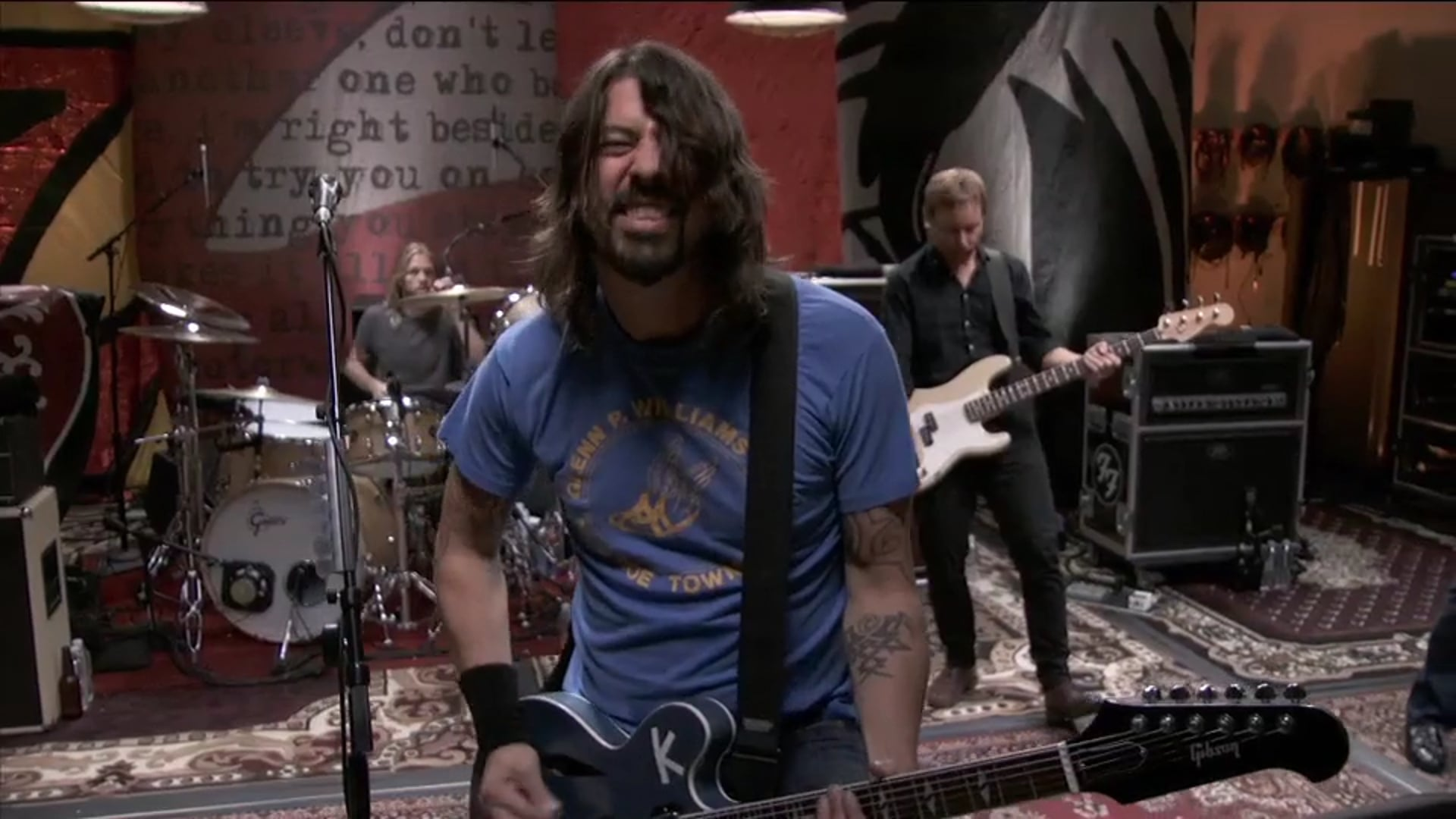 Foo Fighters - ITQ Promo