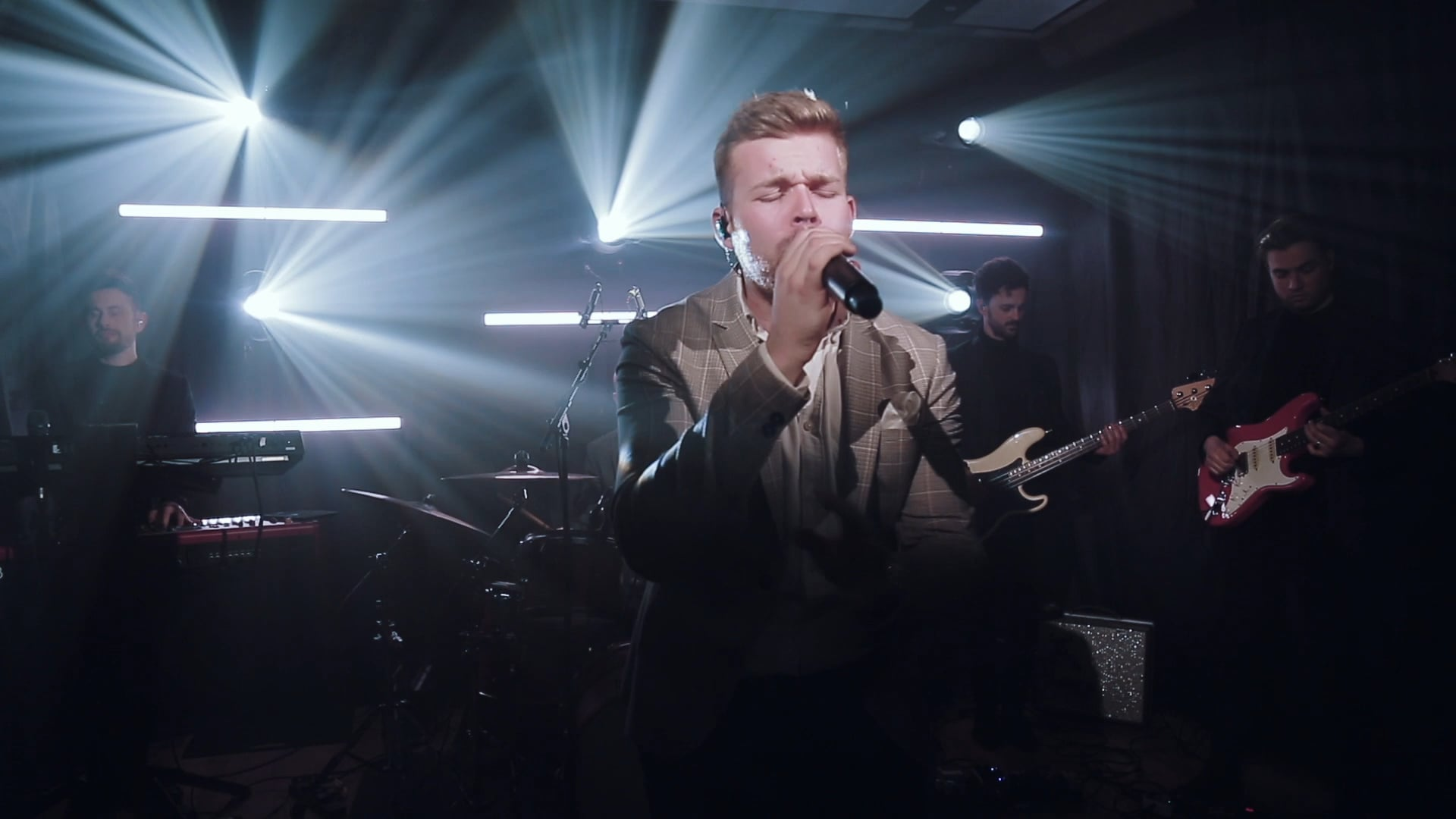 Someone you Loved (Lewis Capaldi) - Jay (The Luxe Showband)