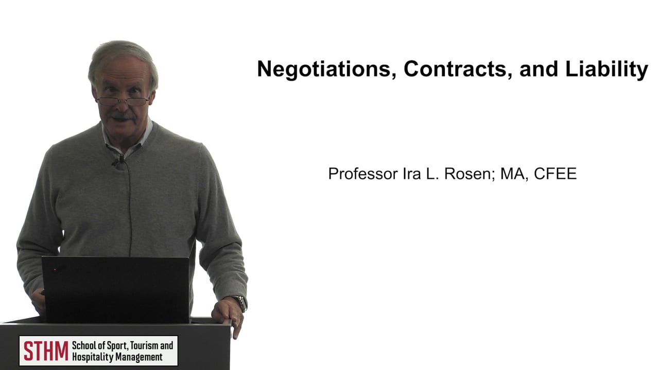 61777Negotiations, Contracts, and Liability