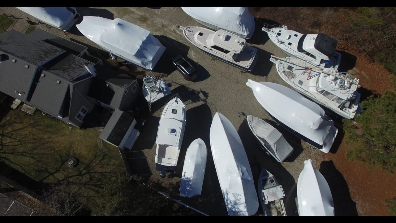 BOAT SHRINK WRAP RECYCLING 2020