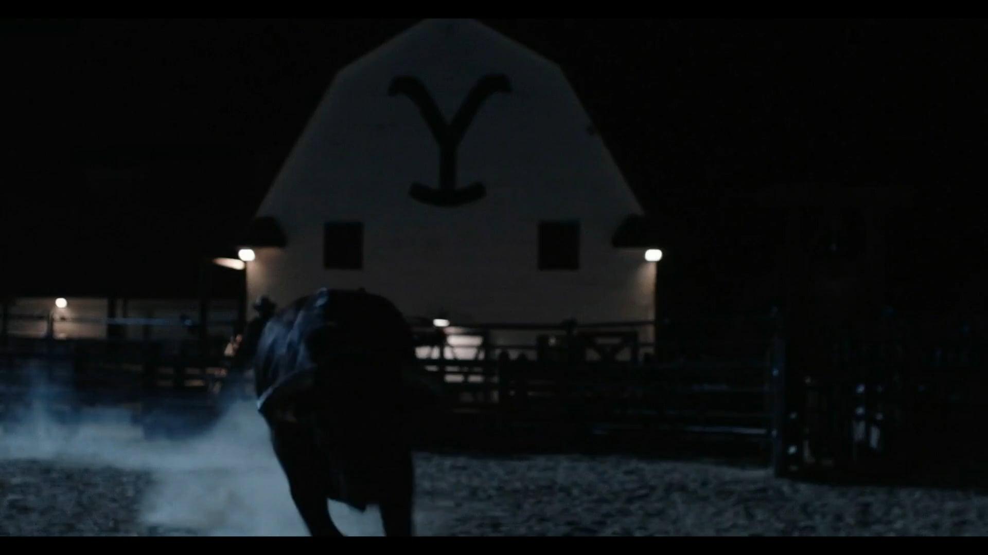 """Cowboy Poker"" Yellowstone Episode 201"