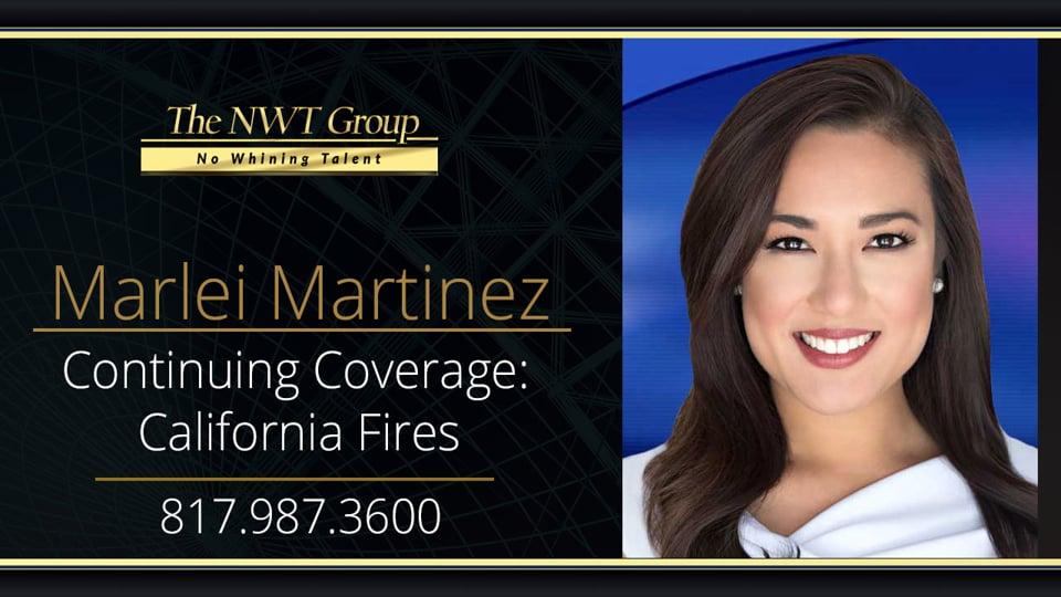 Continuing Coverage: California Fires