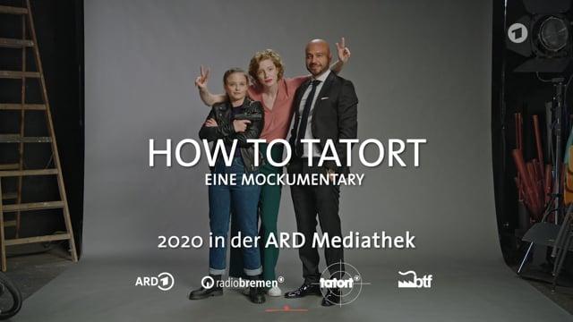 2019 » How To Tatort: Teaser (ARD)