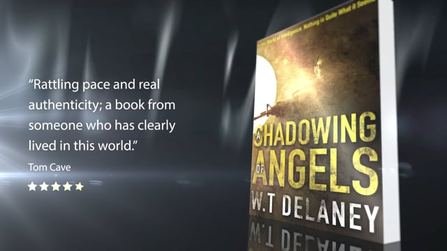 'A Shadowing of Angels' Book Trailer