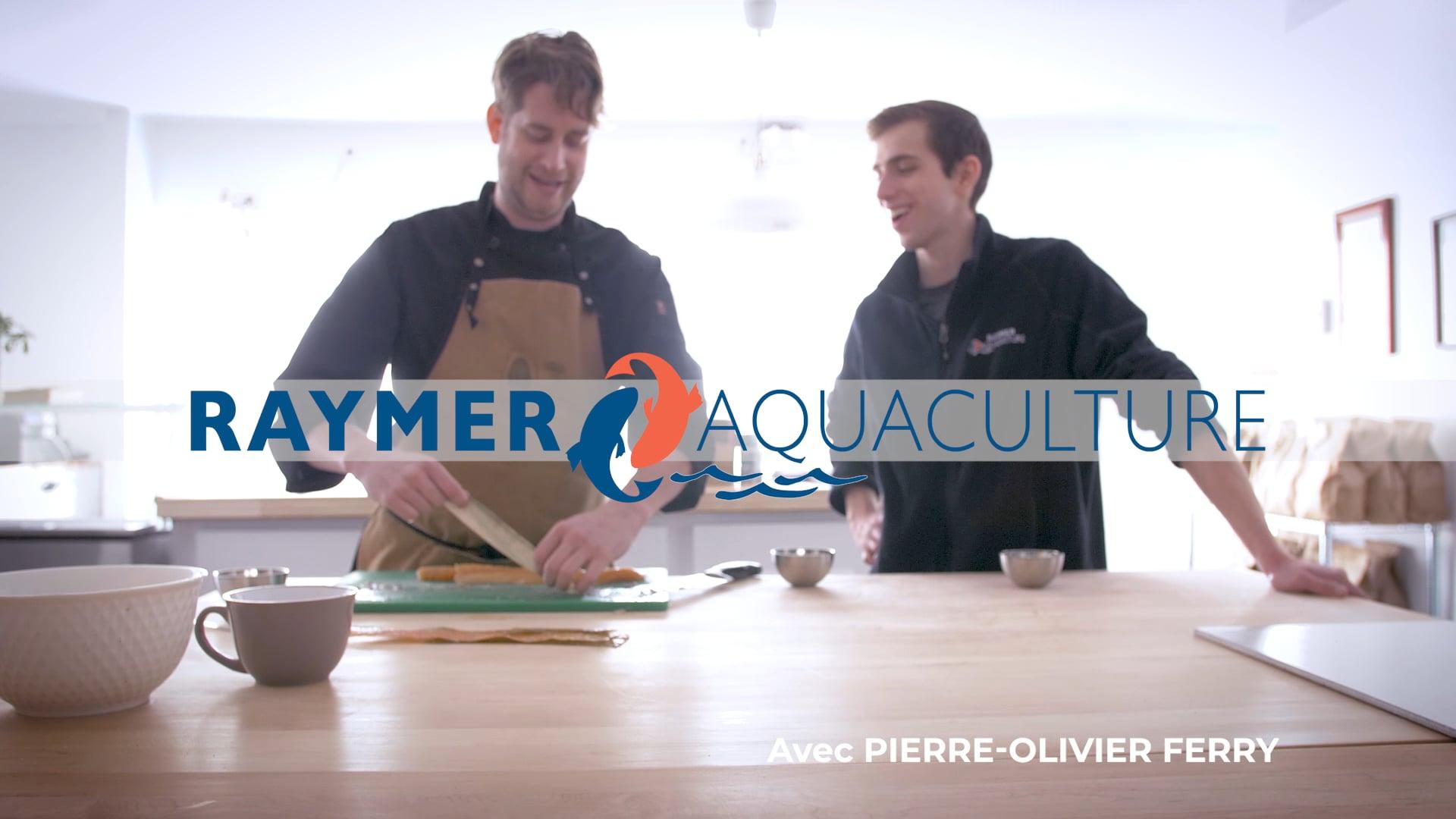 Rillette d'omble Raymer  avec Pierre-Olivier Ferry