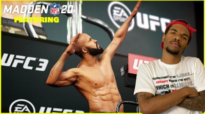 Crazy Games And Crazy Fights! Madden 20 + UFC 3 - Stream Replay