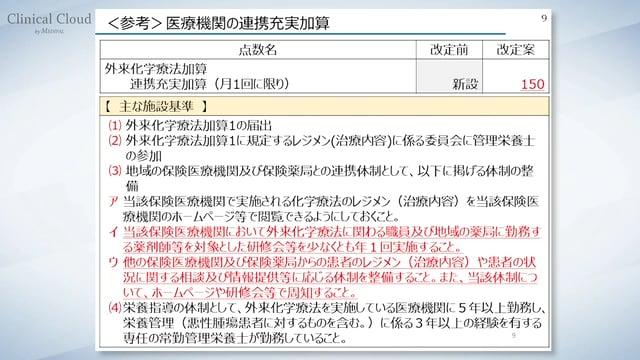 <対人業務編>〜薬学管理料〜  Part2