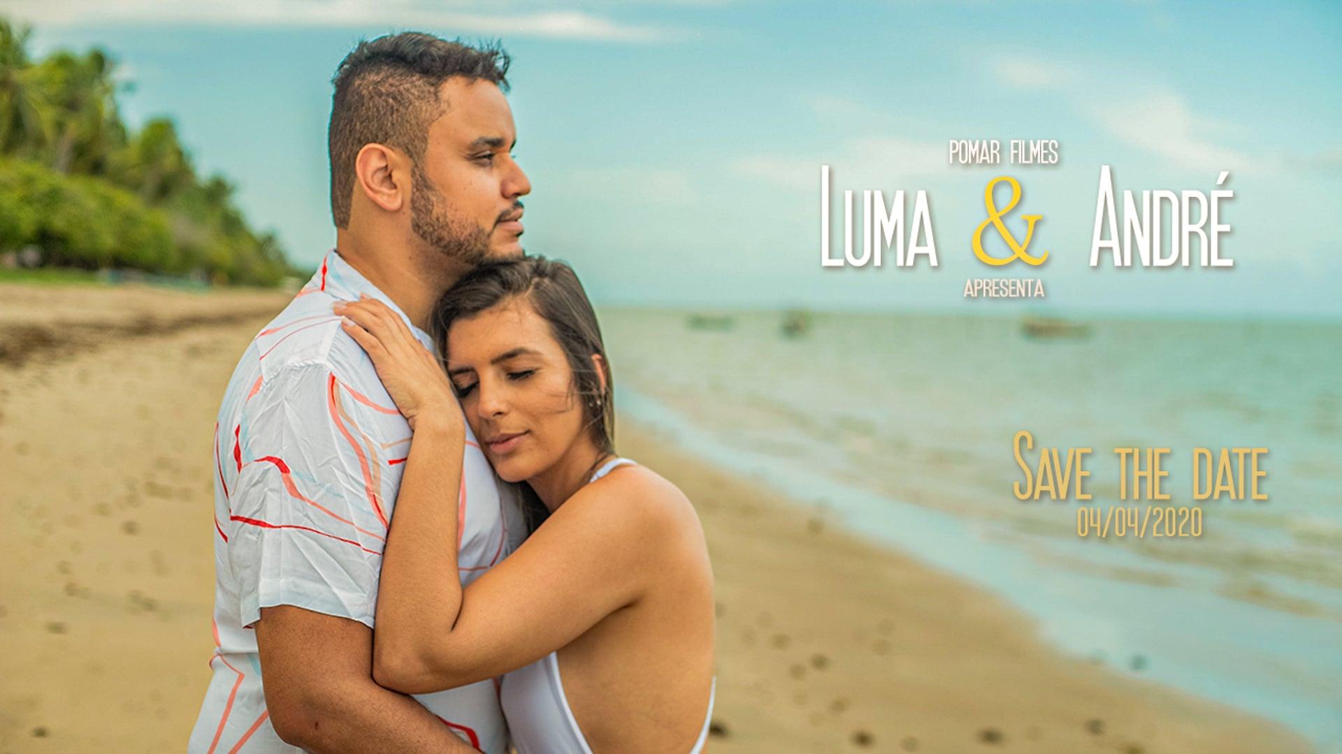 LUMA E ANDRE - SAVE THE DATE