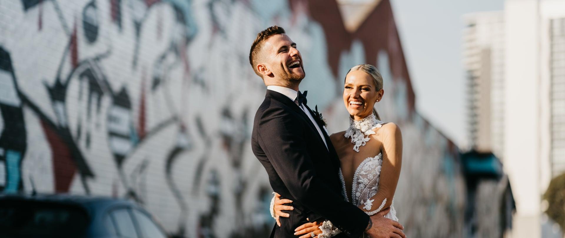 Kahlia & Jeremy Wedding Video Filmed at Melbourne, Victoria