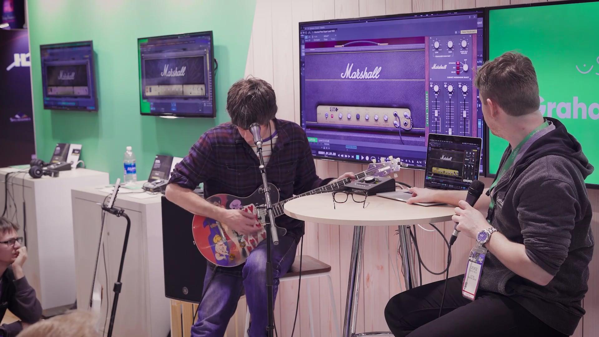 Softube with Graham Coxon - NAMM 2020