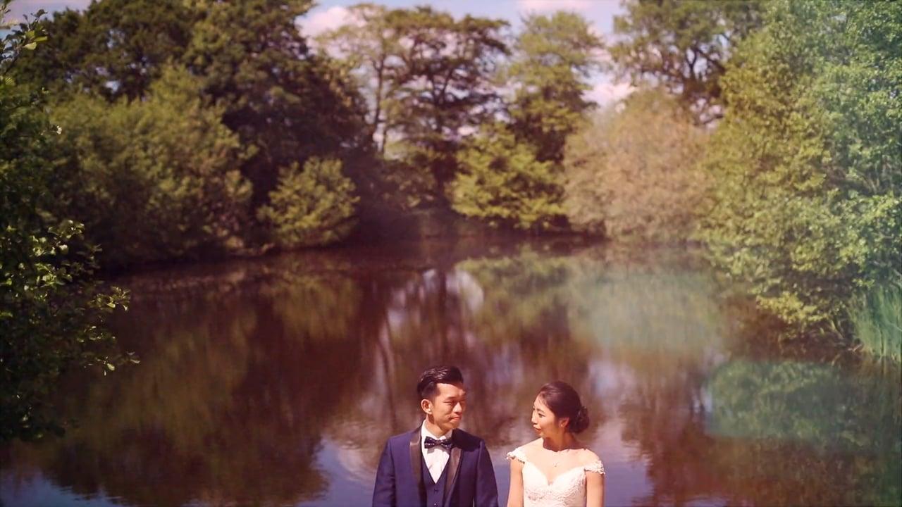 Shelly and Edmond highlight Wedding Video
