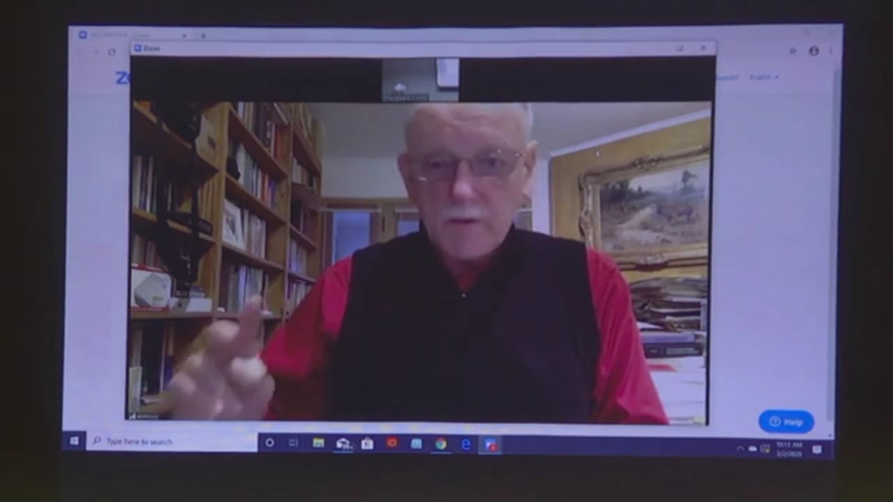 The Past and Future of Global Governance with Alfred William McCoy