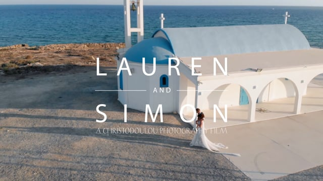 Lauren and Simon-Olympic Lagoon Trailer