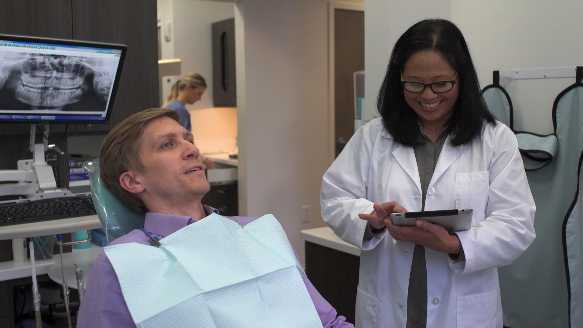 BB&T Dentist Nervous
