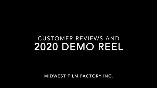 Customer Reviews and 2020 Demo Reel old