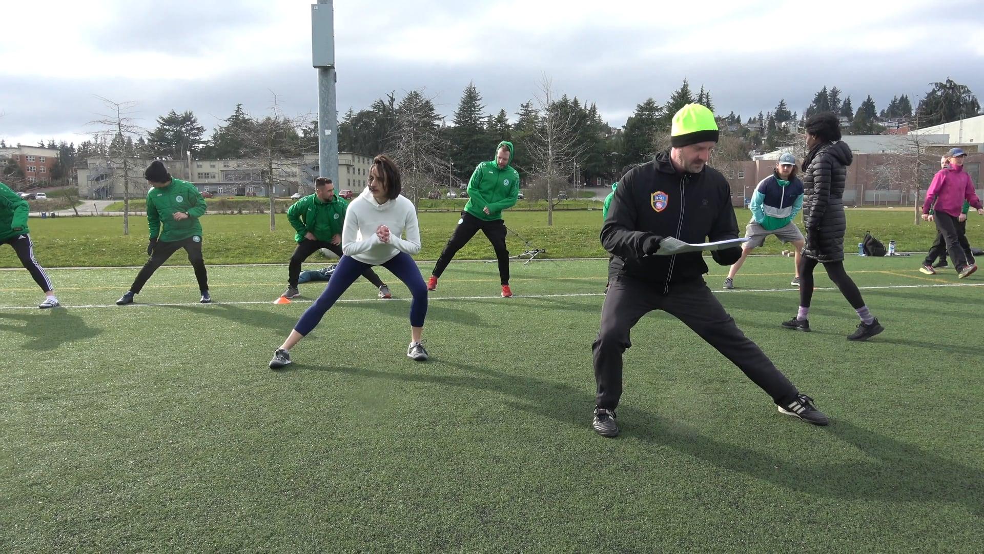 Seattle Pediatric Sports Medicine Injury Prevention Warm-up