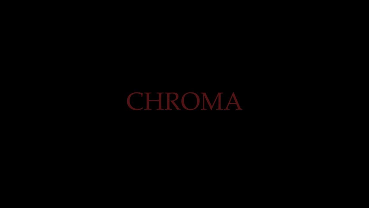 "Teaser  ""Chroma""  de  Bruno Geslin"