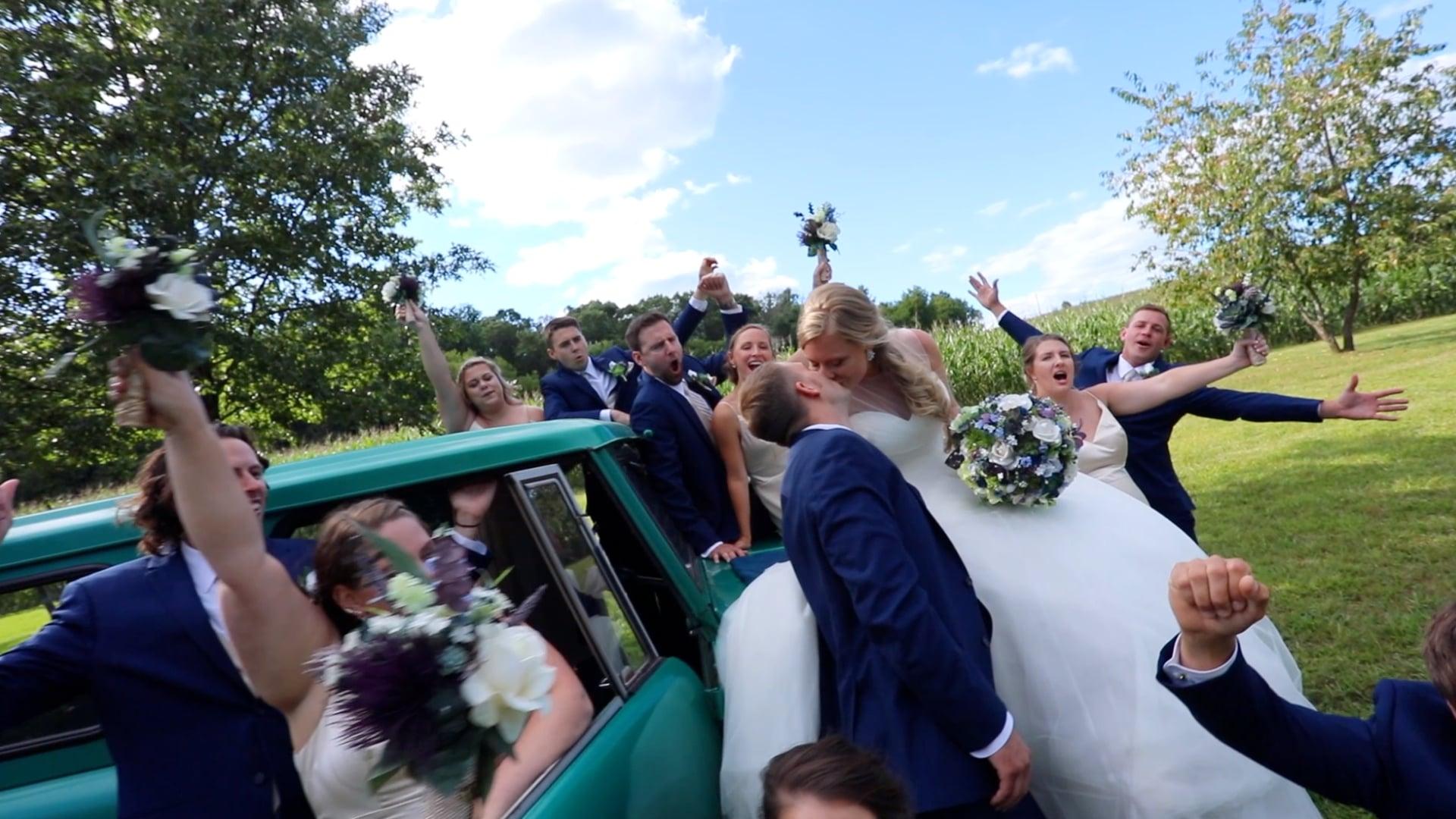 Brittany + Colton   Wedding Highlight Film   SummitHillStudios.com