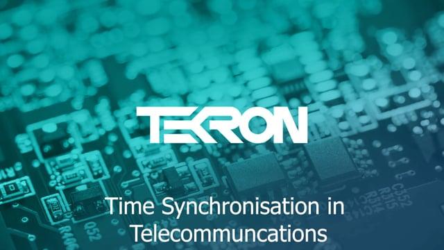 Ask Tekron: Timing in Telecoms
