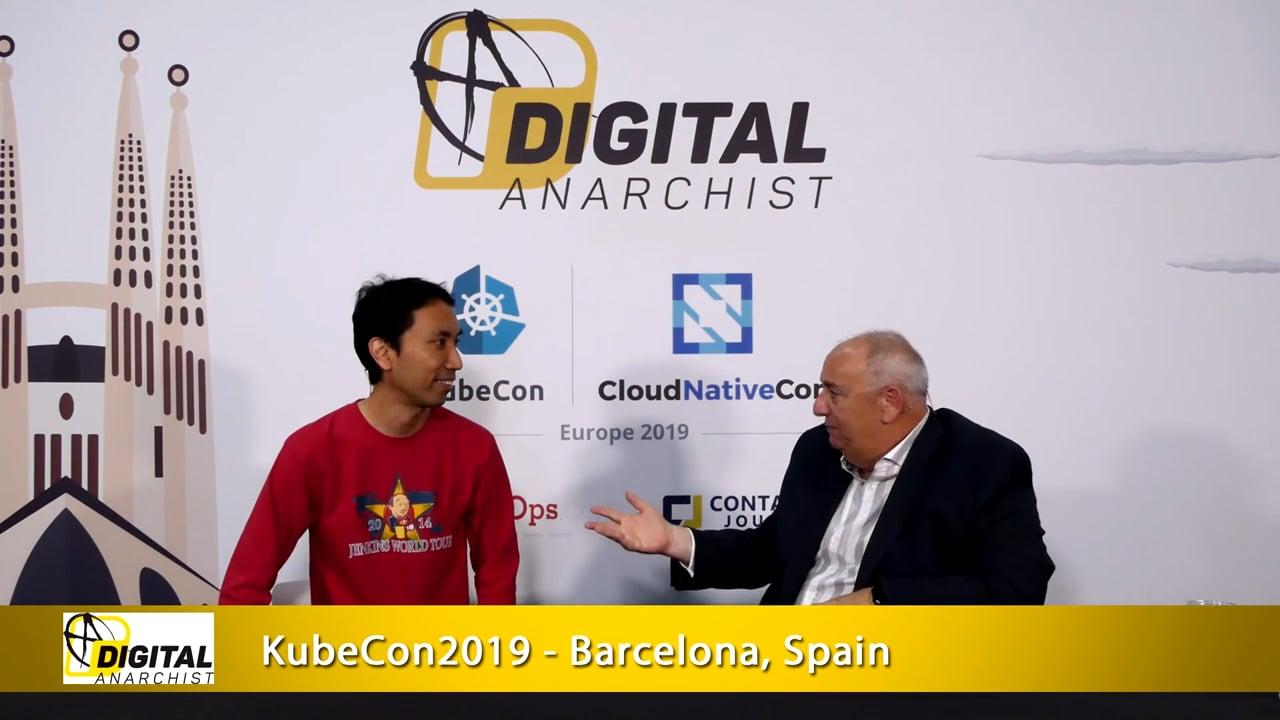 Kohsuke Kawaguchi, Cloudbees | KubeCon + CloudNativeCon Barcelona 2019