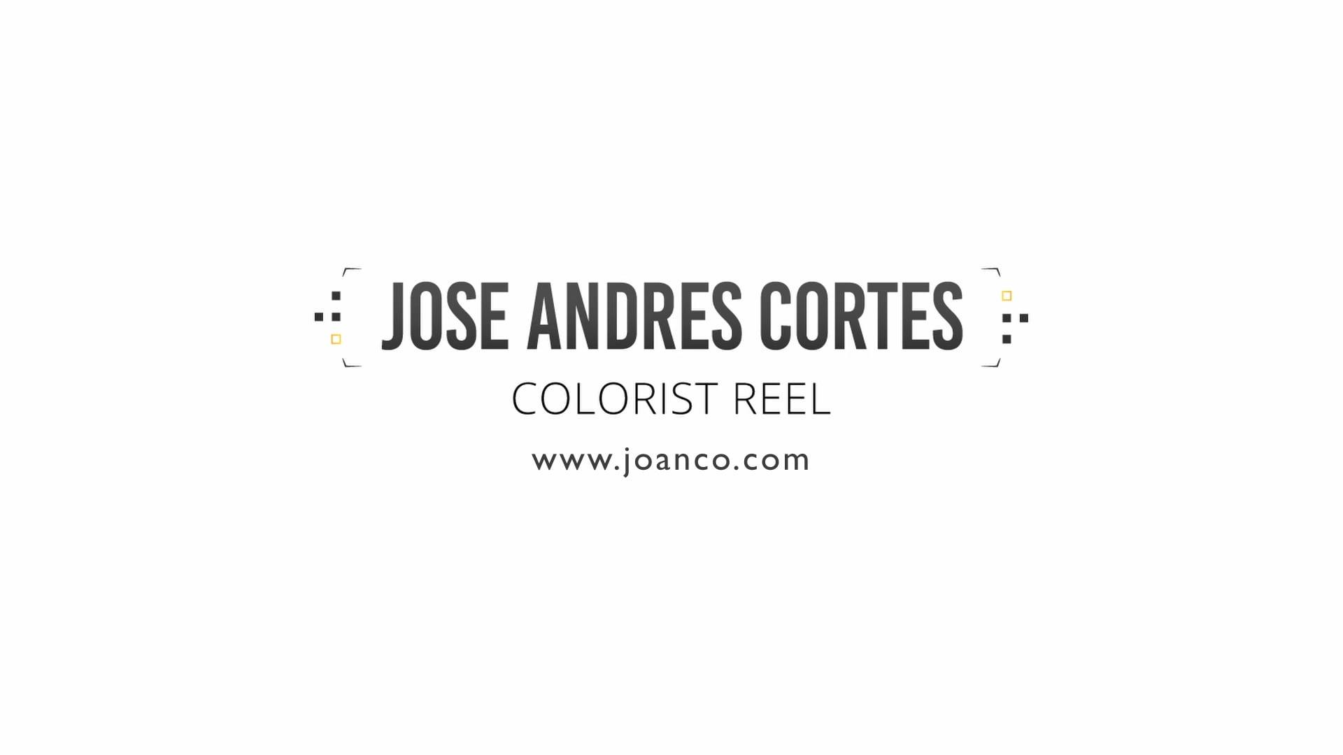 Video Reel 03 - Color Grading