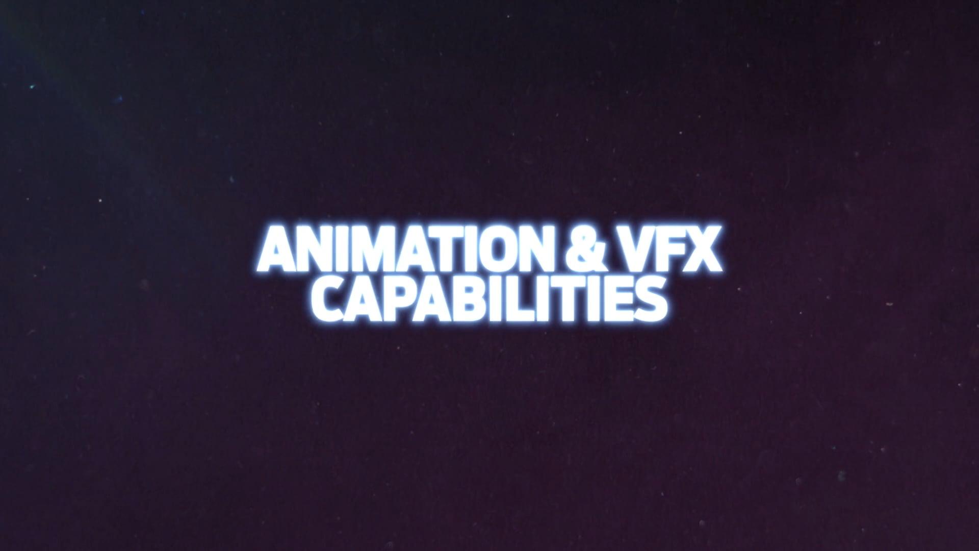 Parralux Animation & VFX Demo