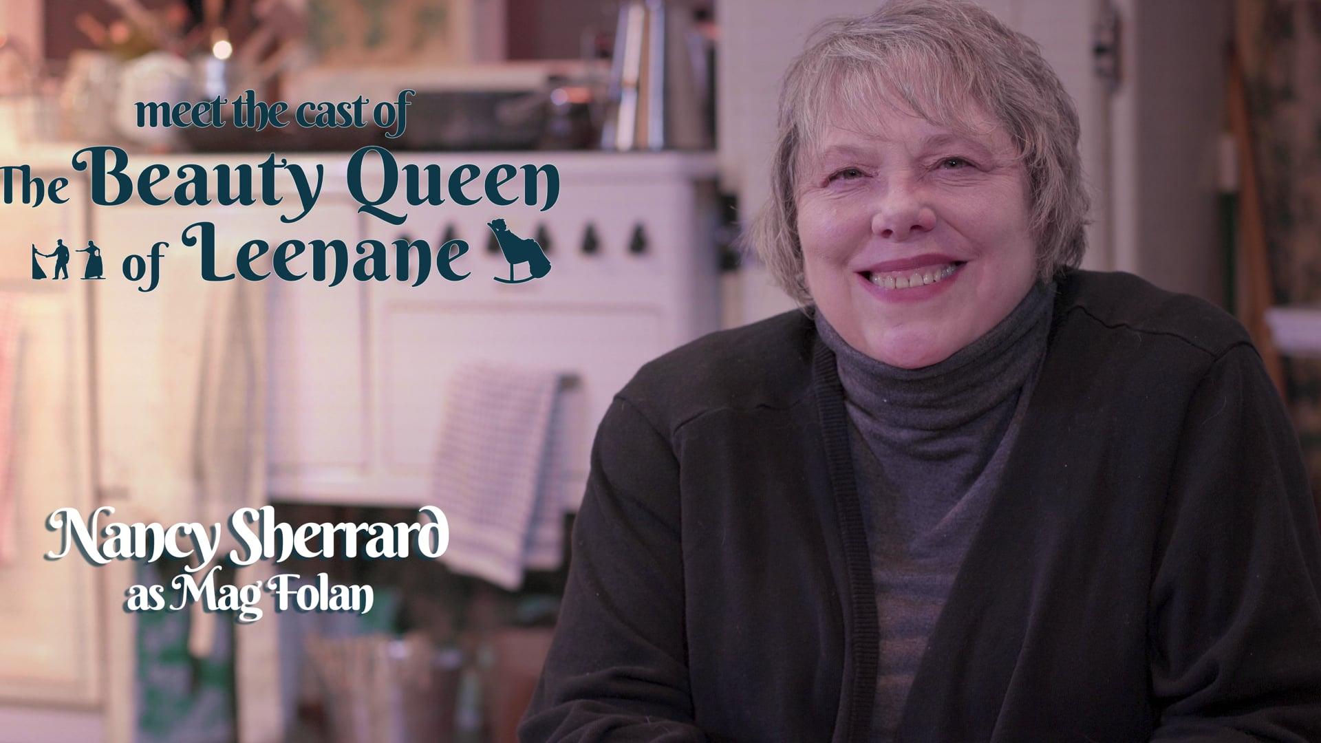 "Meet the Cast of ""The Beauty Queen of Leenane"" (Nancy Sherrard as Mag Folan)"