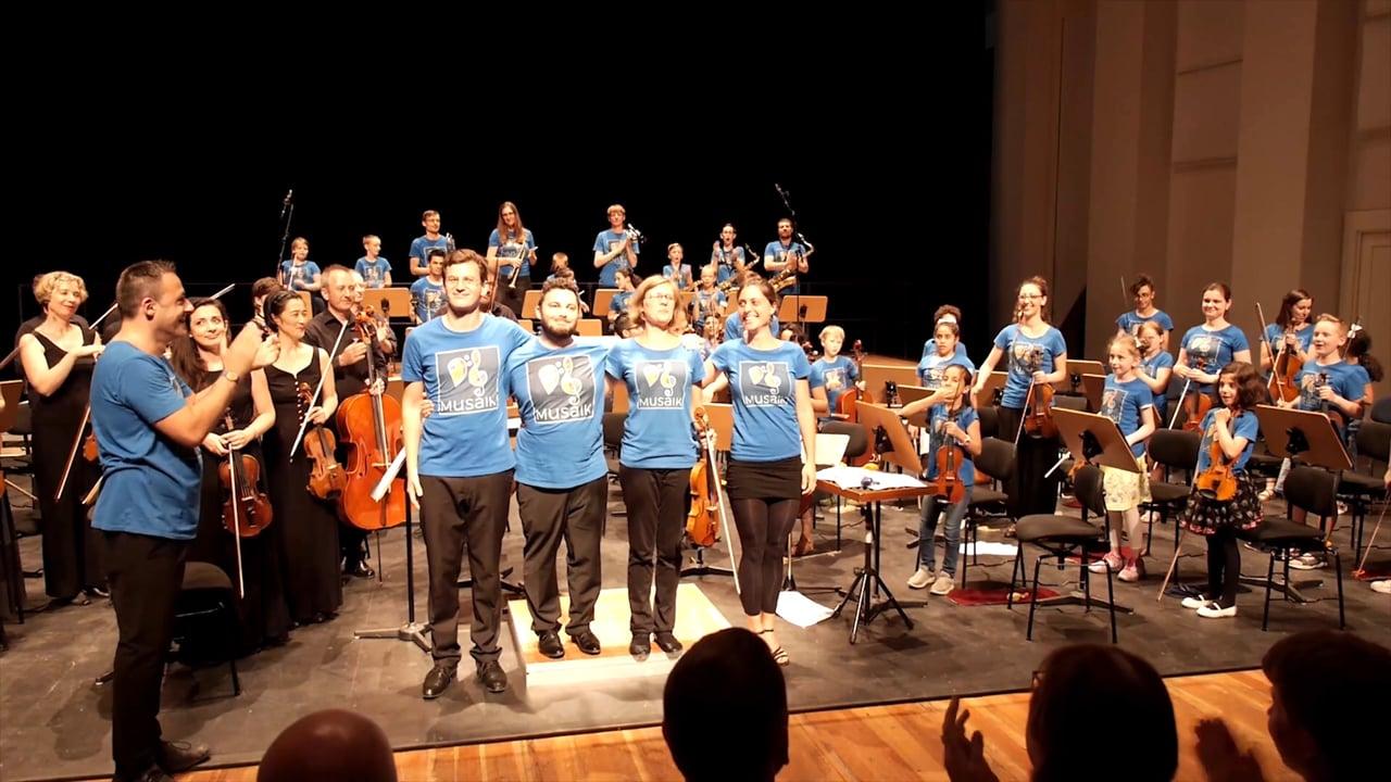 Neue Meister: Fioritura Aufführung in Hellerau am 14. Juni 2019