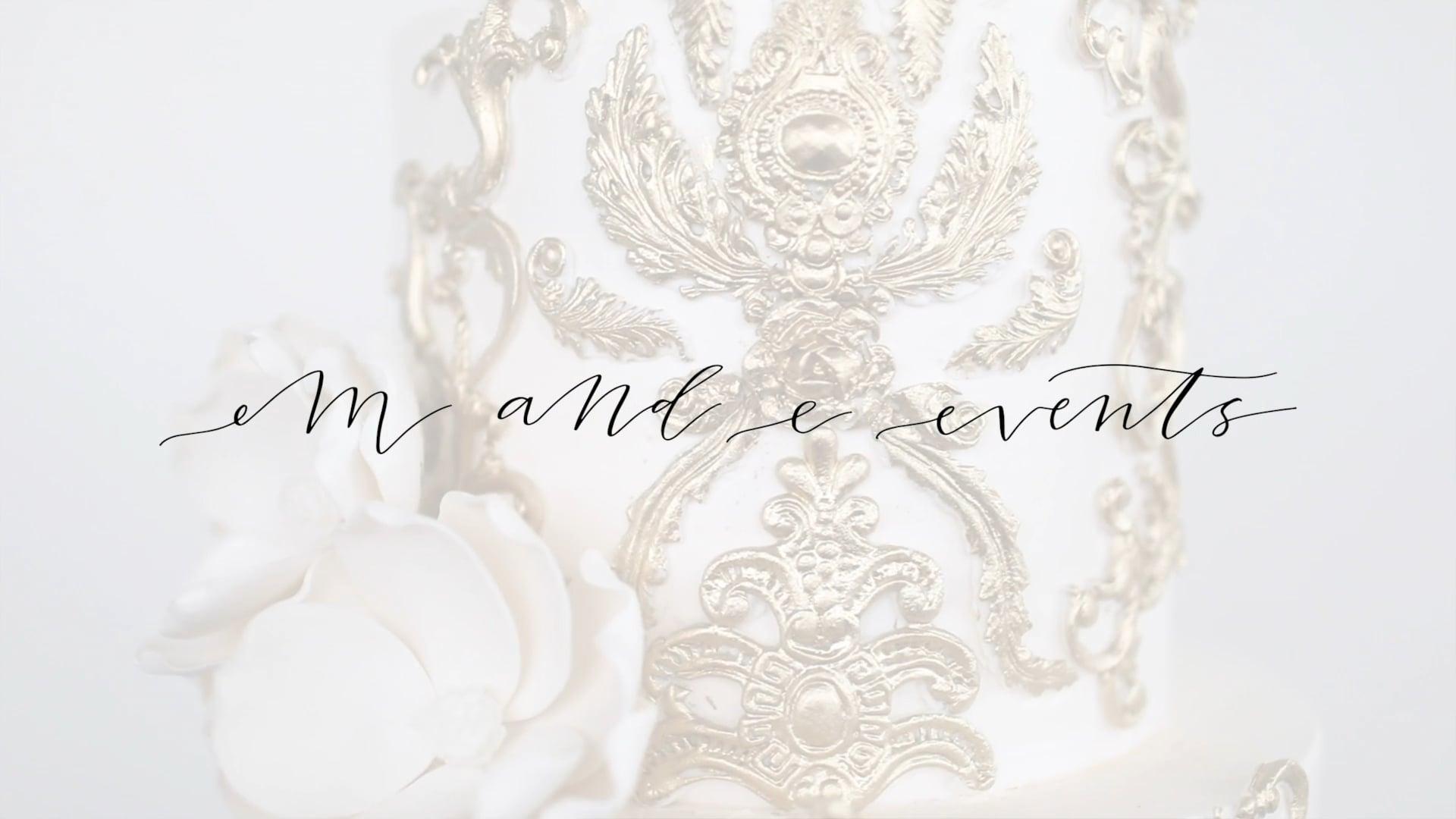 Em and E Events brand video