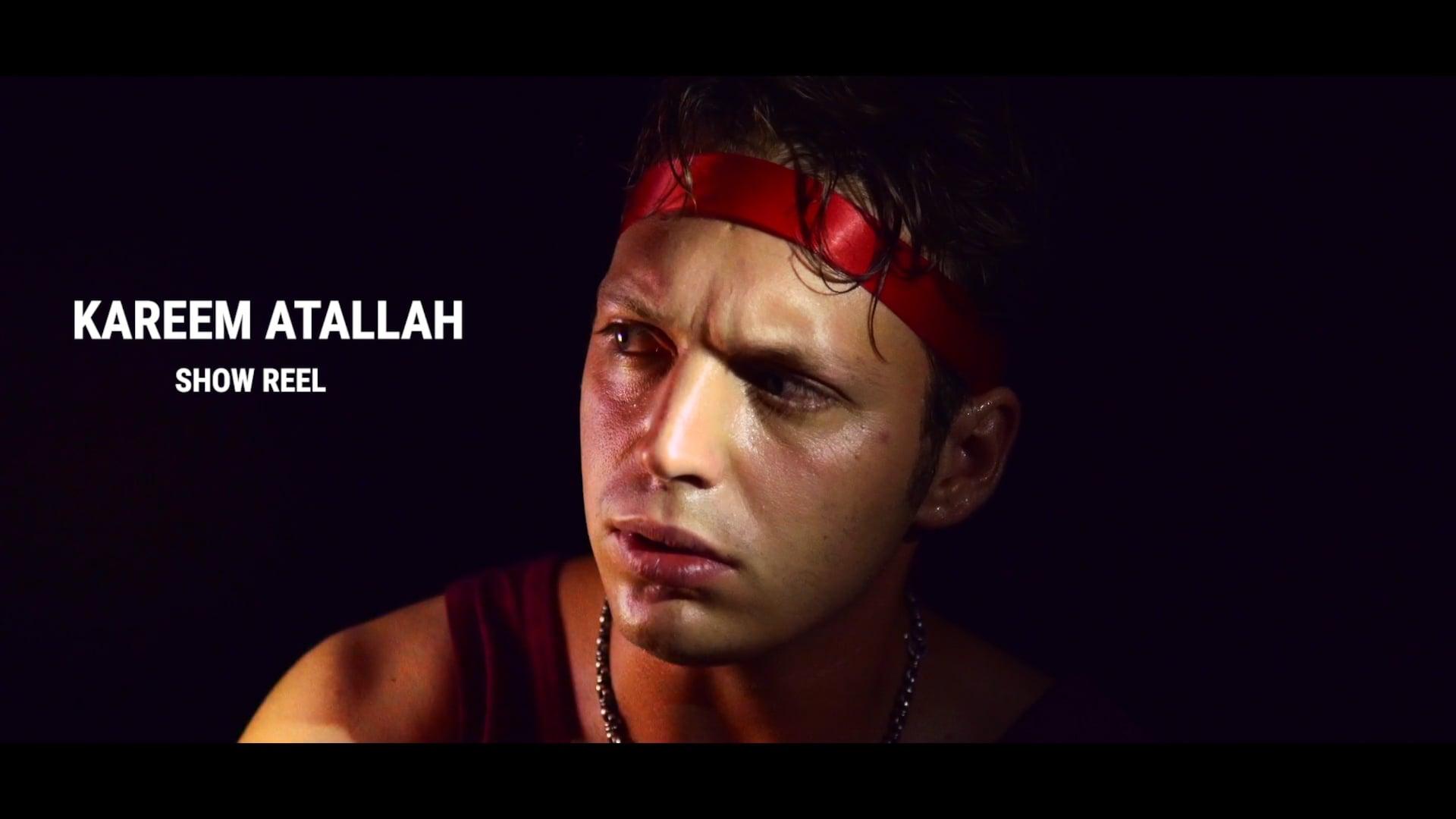 Kareem Atallah : DOP / DP Show Reel 2020