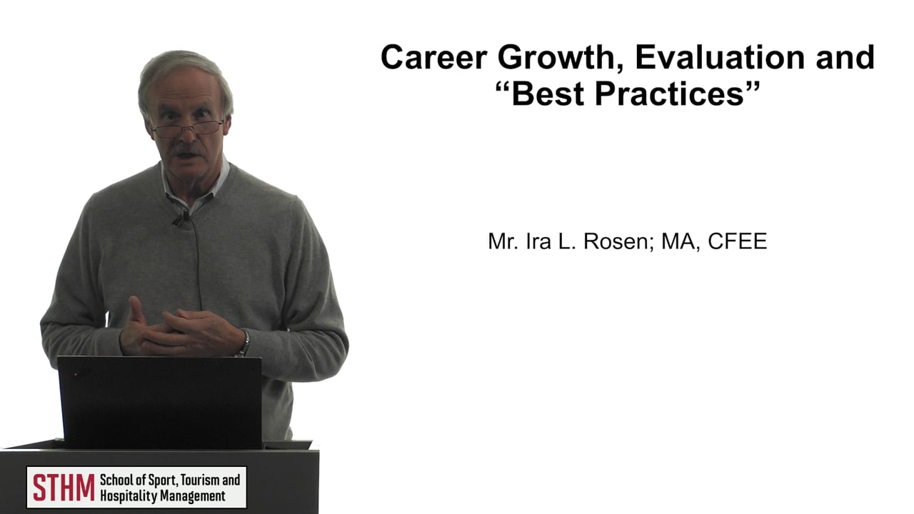 """61781Career Growth, Evaluation and """"Best Practices"""""""