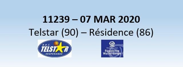 N1H 11239 Telstar Hesperange (90) - Résidence Walferdange (86) 07/03/2020