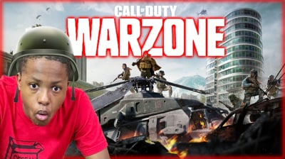 Playing The NEW Call Of Duty WARZONE! + Madden 20 - Stream Replay