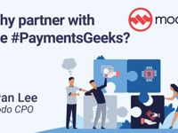 Why partner with the #Paymentsgeeks?