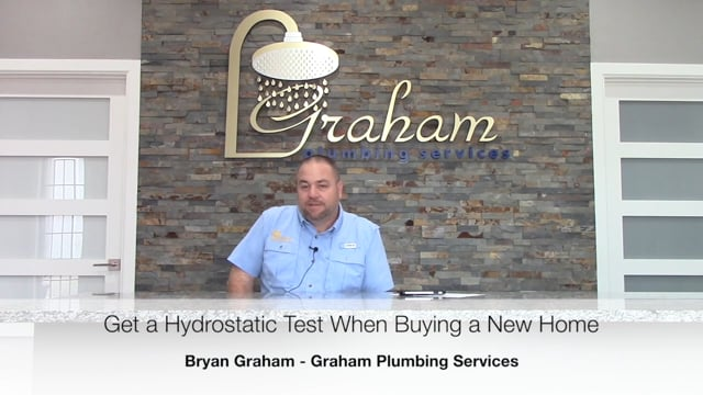 Do You Need a Hydrostatic Test When Buying a New Home