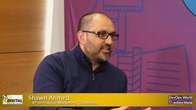 Shawn Ahmed, CloudBees | DevOps World - Jenkins World Lisbon 2019