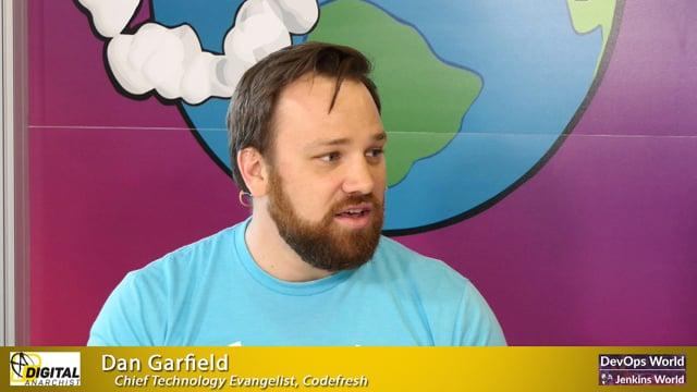 Dan Garfield, Codefresh   DevOps World Jenkins World San Francisco 2019