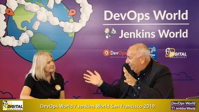 Tracy Ragan, DeployHub | DevOps World Jenkins World San Francisco 2019