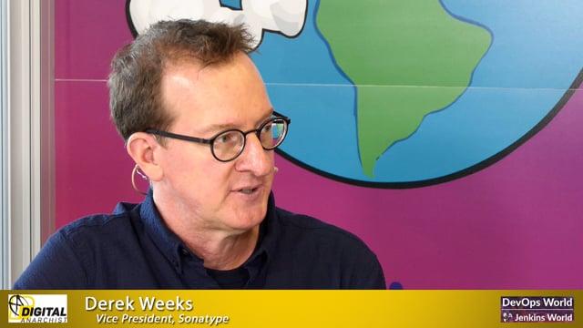 Derek Weeks, Sonatype   DevOps World Jenkins World San Francisco 2019