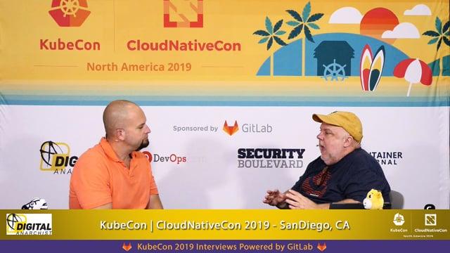 John Morello, Palo Alto Networks   KubeCon + CloudNativeCon San Diego 2019