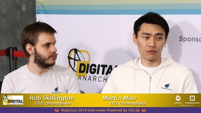 Martin Mao and Rob Skillington | KubeCon + CloudNativeCon San Diego 2019